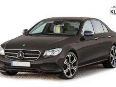 used Mercedes E220 d Avantgarde *NAVI*PARKTRONIC*LED*