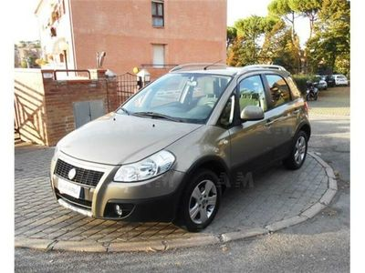 begagnad Fiat Albea Sedici 1.6 16V 4x4 Dynamic del 2007 usata a