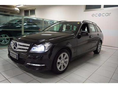 usata Mercedes C200 CDI S.W. Executive