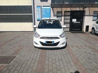 begagnad Hyundai i10 1.1 12V BlueDrive GPL Classic