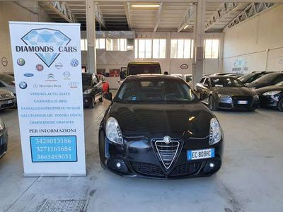 usata Alfa Romeo Giulietta 1.4 Turbo MultiAir * KM CERTIFICATI FIAT *