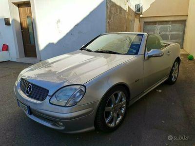 usata Mercedes SLK200 evo special edition