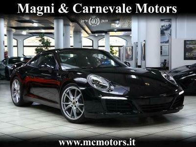 usata Porsche 991 CARRERA LIFT. SYS. ASSE ANTERIORE SCARICO SPORT