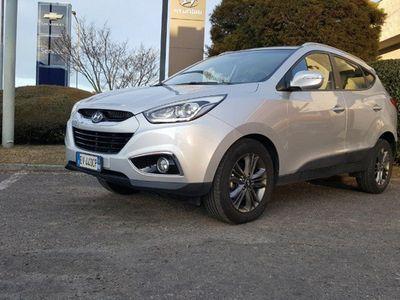 brugt Hyundai ix35 1.7 CRDi 2WD Xpossible