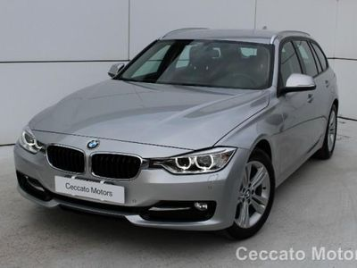 used BMW 320 d Touring Sport
