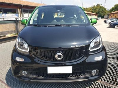usata Smart ForFour Electric Drive forFour PASSION