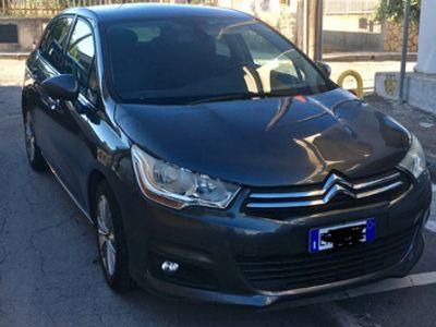 gebraucht Citroën C4 1.6 hdi 110 cv chilometri cert entra