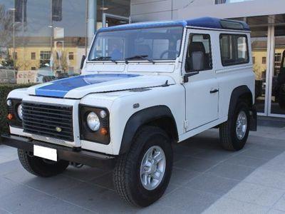 brugt Land Rover Defender 90 2.5 Td5 Station Wagon E