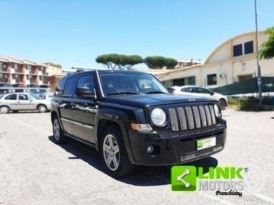 usata Jeep Patriot 2.0 Turbodiesel DPF Limited