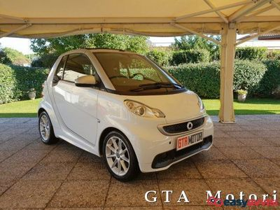 usata Smart ForTwo Cabrio 800 40 kW passion cdi+ NAVI!!