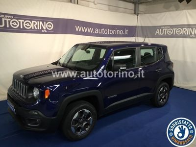 used Jeep Renegade RENEGADE2.0 mjt Sport 4wd 120cv