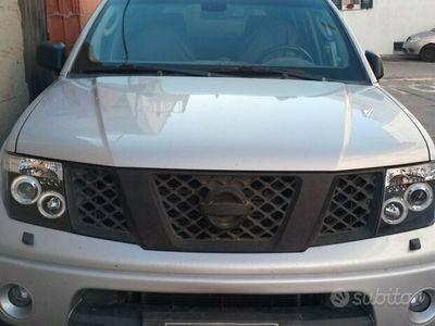 usata Nissan Navara D40