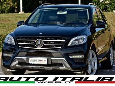 second-hand Mercedes ML350 btec 4matic premium