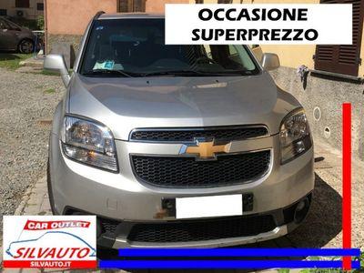 usata Chevrolet Orlando 2.0D LTZ 163CV