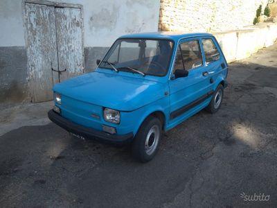 käytetty Fiat 126 - 1984