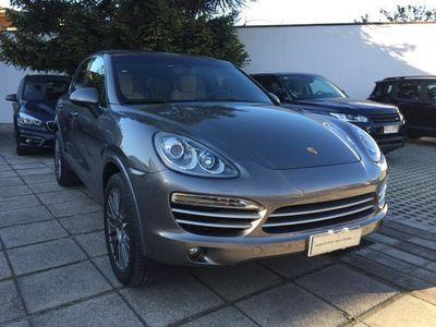 usado Porsche Cayenne 3.0 Diesel Platinum Edition
