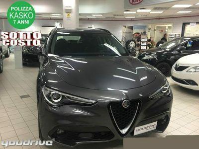usata Alfa Romeo Stelvio 2.2 Turbodiesel 150 CV AT8 Bu