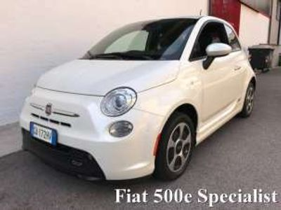 usata Fiat 500 Abarth 500 (2007-2016) ELETTRICA e PRICE NETTO FOR EXPORT