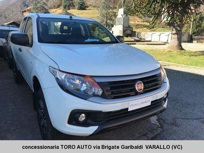 usata Fiat Fullback 2.4 150CV Cabina Estesa SX S&S KM0