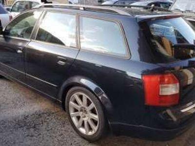 usata Audi A4 2.5 V6 TDI/180 CV cat Avant quattro Diesel