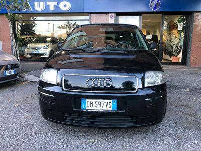usata Audi A2 Comfort 1400 Tdi 75cv Unipro' Ok Neopatentati