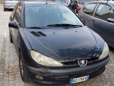 brugt Peugeot 206 1.4 benzina