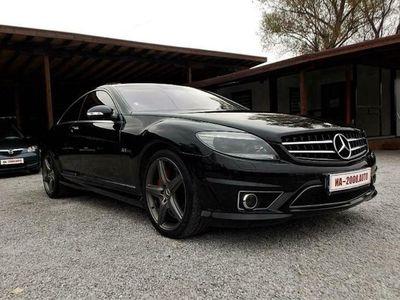 usata Mercedes CL63 AMG classe clamg
