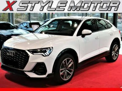 usata Audi Q3 Sportback+19+CAR PLAY+FULL LED+MMI PLUS+VIRTUAL+