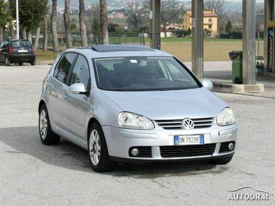 usata VW Golf 1.9 tdi 5p. comfortline cruise sensori tettino