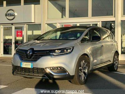 usata Renault Espace dCi 160CV EDC Energy Intens del 2016 usata a Vigevano