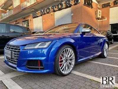 usata Audi TTS Coupé 2.0TFSI+B&O-VIRTUAL-C20-MATRIX-Sed.GUSCIO
