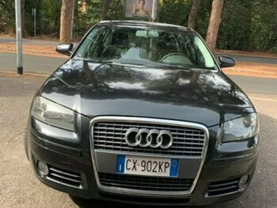 usata Audi A3 Sportback 2.0 TDI
