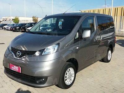 usado Nissan Evalia Diesel 1.5 dci Acenta 90cv my13