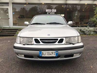 usata Saab 9-3 Cabriolet 2.0i lpt 16V cat S