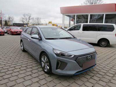 usata Hyundai Ioniq Hev Hybrid Electro Premium Leder Navi Keyless E-sitze Acc Rückfahrkam.