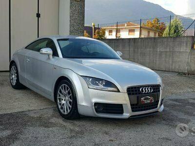 usata Audi TT 2.0 TFSI S-Line Autom