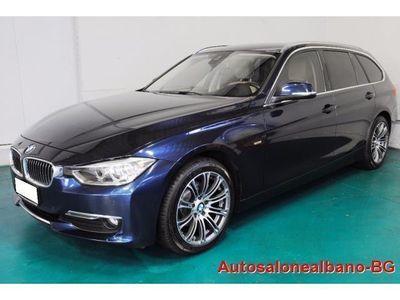 usata BMW 320 d LUXURY LINE EURO 5 DPF rif. 7154988