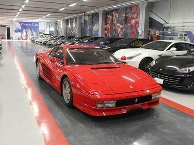 usata Ferrari Testarossa