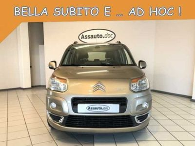usata Citroën C3 Picasso 1.6 HDi 110 Exclusive