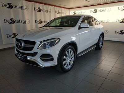 usata Mercedes GLE350 GLE Coupé GLE Coupe-C292 Diesel GLE Couped Exclusive 4matic auto