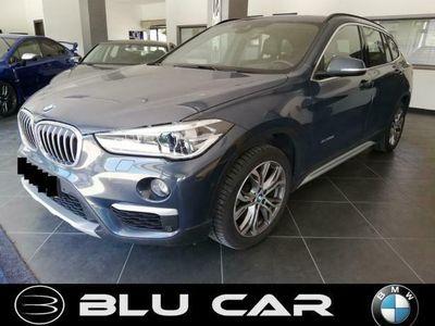 usata BMW X1 xDrive25d xLine