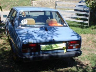 usado Fiat 131 1600 4 porte Super