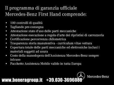 usata Mercedes C180 Classe Cd Automatic Executive
