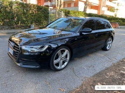 usata Audi A6 3.0 TDI Sline 245CV S tronic