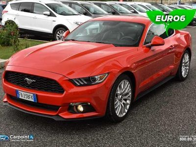 usata Ford Mustang coupe 2.3 ecoboost 317cv