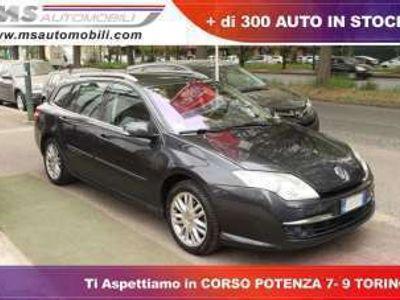 usata Renault Laguna 2.0 dCi 150CV SporTour Unicoproprietario