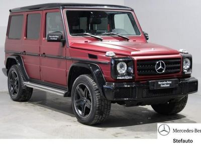 begagnad Mercedes G350 d S.W. Lunga G Force COMAND Tetto