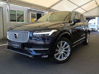 brugt Volvo XC90 D5 AWD Geartronic 7 posti Kinetic