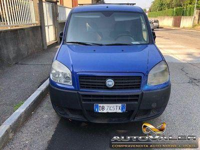 gebraucht Fiat Doblò Doblo1.9 JTD cat Cargo Lamierato rif. 11763555