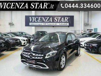 usata Mercedes 180 GLA suvSport del 2019 usata a Altavilla Vicentina